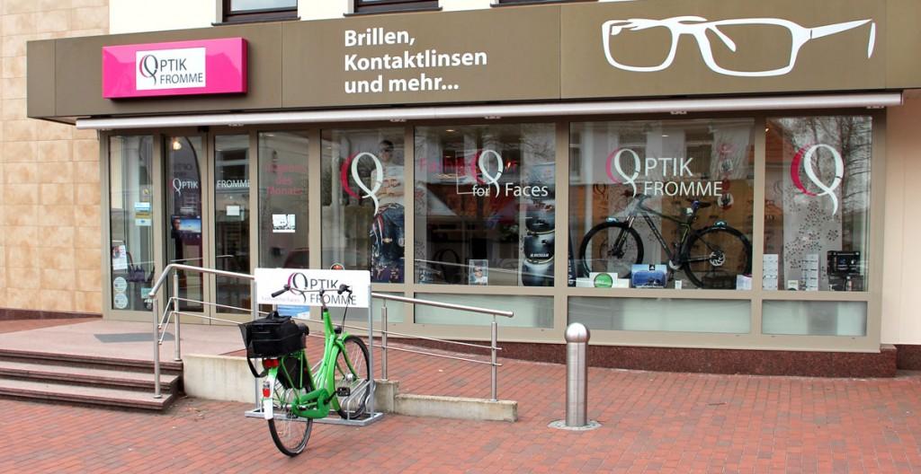 Optik Fromme in Rastede