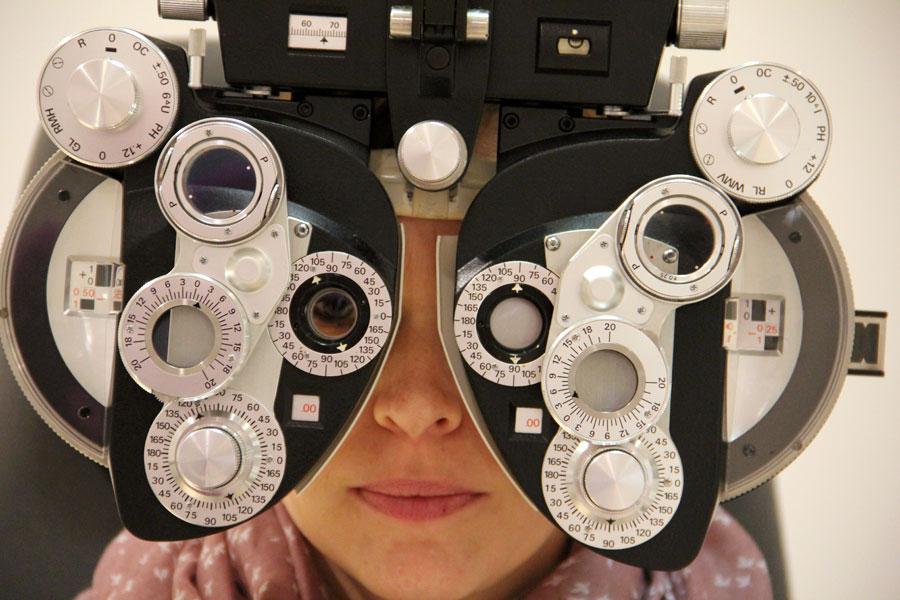 Kostenloser Sehtest für Ihre perfekte Brille